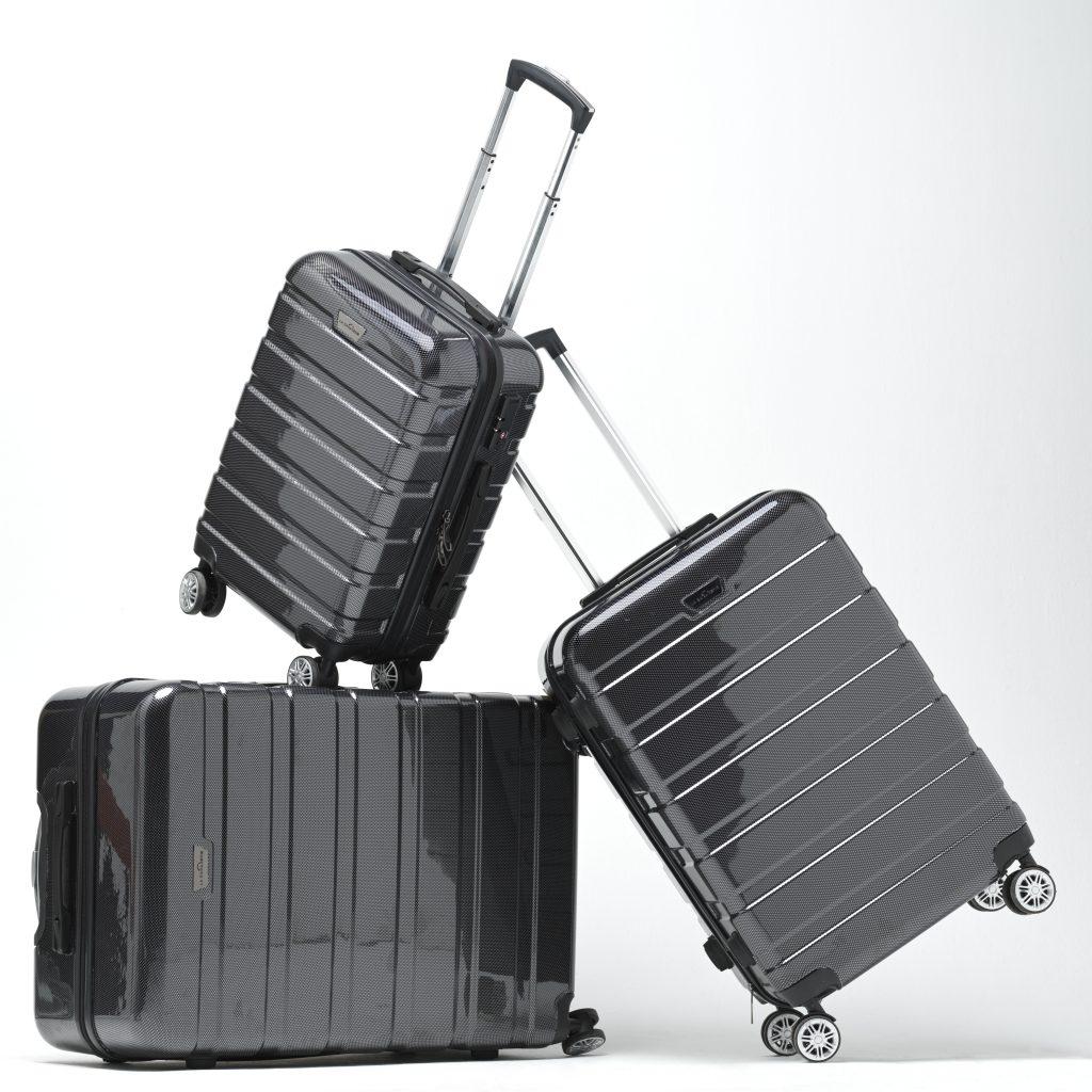 Valises haut de gamme avec cadenas TSA intégré